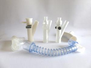 Matériel médical pour respirateur réalisé en impression 3D