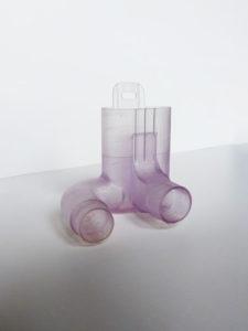 raccord pour masque de plongée et oxygène pour patients en réanimation