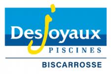 logo desjoyaux piscines biscarrosse