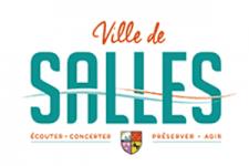 logo ville de salles